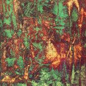 Astratto, vecchio telaio di confine vignetta — Foto Stock