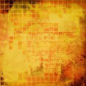 Fond rétro avec texture grunge — Photo