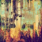 Velho abstrato com textura grunge — Foto Stock