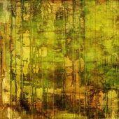 Alte abstrakt mit Grunge Texturen — Stockfoto