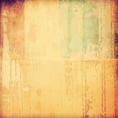 グランジ レトロ ビンテージ テクスチャ背景 — ストック写真