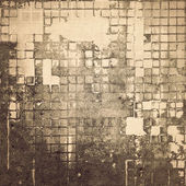 Grunge retro vintage doku arka plan — Stok fotoğraf