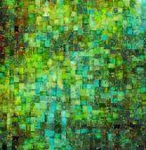 Vintage mosaik bakgrund — Stockfoto
