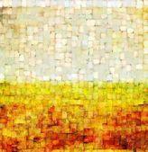 Ročník mozaika pozadí — Stock fotografie