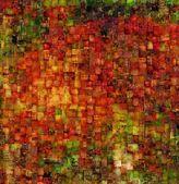 Vintage mosaic background — Stockfoto