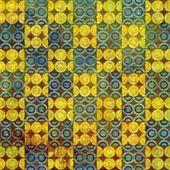 Pattern di sfondo vintage — Foto Stock
