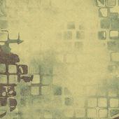 テキストまたはイメージのためのスペースとグランジ背景 — ストック写真