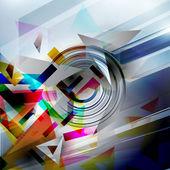 Fondo abstracto brillante — Foto de Stock