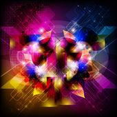 Bright abstract background — Zdjęcie stockowe