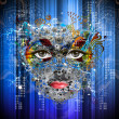 Abstract image of a robot — Stock Photo #33437975