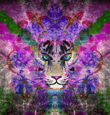 Kaplan hayvan — Stok fotoğraf