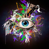 Ophthalmology concept — Foto de Stock
