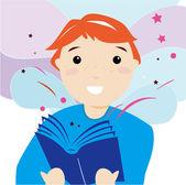 Conocimiento y el aprendizaje escolar — Foto de Stock