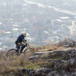 Mountain biking — Stock Photo #15843539