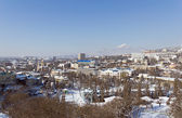 Winter Pyatigorsk. — Stock Photo