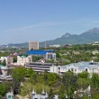 Stock Photo: Spring view of Pyatigorsk.