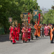 Religious procession in Pyatigorsk. — Stock Photo