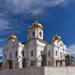 Cathedral of Christ the Savior. Pyatigorsk. — Stock Photo