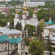 Stock Photo: Cathedral of urbbuildings. Pyatigorsk.