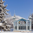 "Stock Photo: ""Lermontov gallery."" Winter."