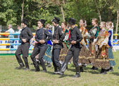 Cossack ensemble.  — Fotografia Stock