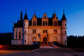Castle of Chenonceau, Loire Valley, France — Stock Photo