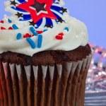 American Cupcake — Stock Photo #11850581