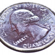 Quarter Dollar — Stock Photo #13716192