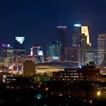 Minneapolis Minnesota East — Stock Photo #14310457
