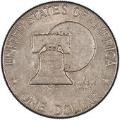 United States of America Coin — Stock Photo