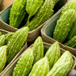 Japanese Okra - Stock Photo