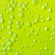 Green Bubbles — Stock Photo