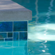 Stock Photo: Blue Pool