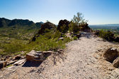 Piestewa. Squaw Peak — Stock Photo