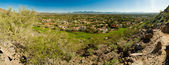 Arizona Panoramic — Stock Photo
