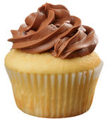 Marmeren cupcake — Stockfoto