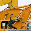 Excavators — Stock Photo