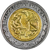 Mexican Peso — Stock Photo