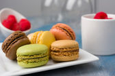 Macaroons — Stock Photo