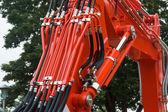 Hydraulics — Foto Stock