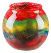 Vase en verre — Photo