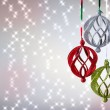 Christmas Ornaments — Stock Photo #35978409