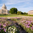 Stock Photo: MinnesotCapital Garden