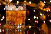 Christmas Cocktail — Stock Photo
