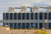 Industrial Storage Terminals — Stock Photo