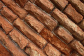 Brick wall background for different uses — Stock Photo