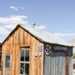Vintage mining town store — Stock Photo #29618907