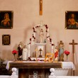 Stock Photo: Catholic Altar
