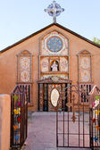 Ornate Catholic Mission — Stock Photo