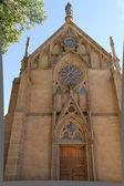 Gothic Catholic Church — Stock Photo